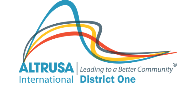 Altrusa District One Logo